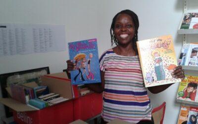 Don de livres pour Haïti