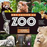 Concours » une saison au zoo» organisé par le CDI